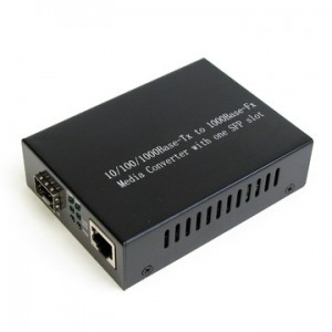 FMC-SFP: SFP  fiber to ethernet media converter