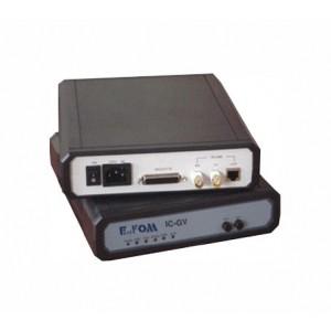 IC-GV:E1 to V.35 V.24 X.21 Converter Supports Nx64K