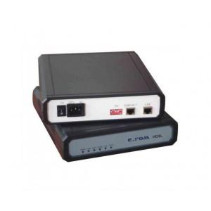 HDSL:2-Wire Ethernet Bridge back to back modem