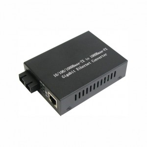 FMC-1110:10/100/1000M fiber Media converter