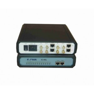 IC-4GL:4 E1 to 2 Separated Ethernet Converter