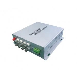 FOV-8: 8 channels fiber optical video converter