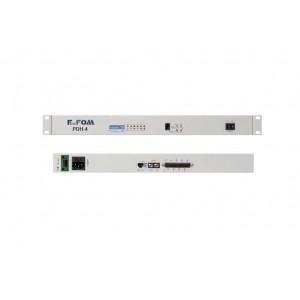 PDH-4:4E1 PDH Multiplexer Fiber Optical Multiplexer fiber to 4 E1
