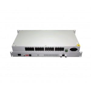 PCM-E30:30 FXO/FXS E&M over E1 PCM multiplexer