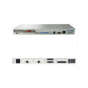 PDH-E4:4 ports ethernet PDH multiplexer,E&M FXO/FXS E1 RS232 over fiber PDH multiplexer