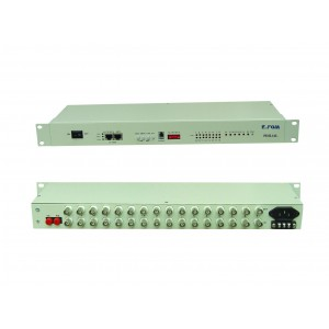 PDH-16L:16E1 PDH equipment,16E1+10/100M fiber modem,E1 ethernet PDH equipment