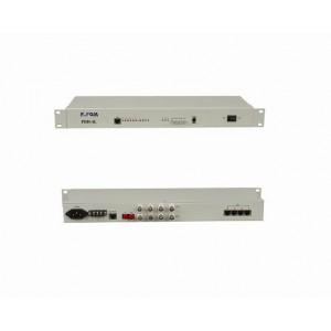 PDH-4L:4E1 10/100M ethernet PDH multiplexer